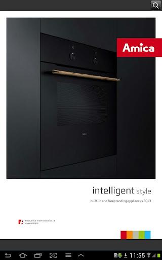 【免費商業App】Amica Kitchen Appliances-APP點子