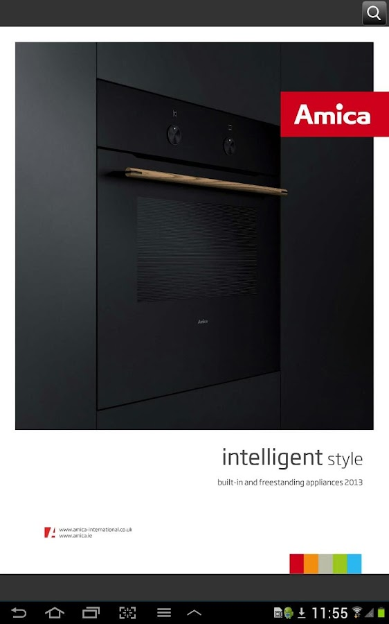 Amica Kitchen Appliances Android Apps on Google Play