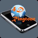 4D Ringtone icon