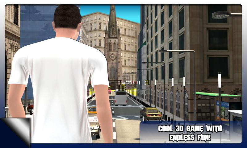 Free Run - Its New York- screenshot