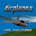 Airplanes Live Wallpaper Lite logo