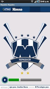 Rayados - screenshot thumbnail