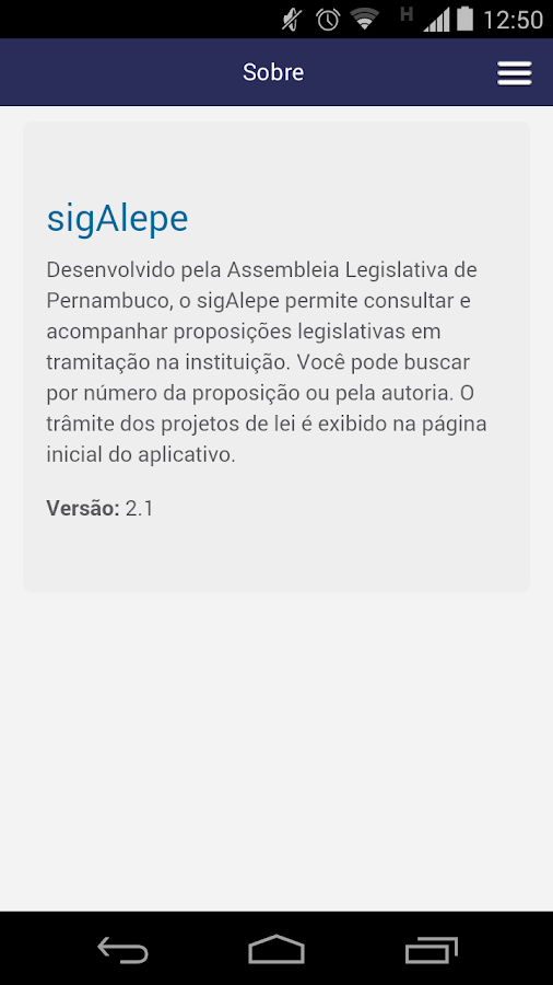 sigAlepe- screenshot
