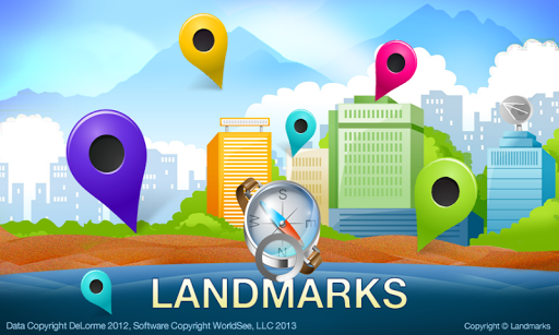 Landmarks AR