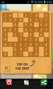 Samurai (Touch Sudoku)- screenshot thumbnail