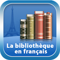 French Books Library icon