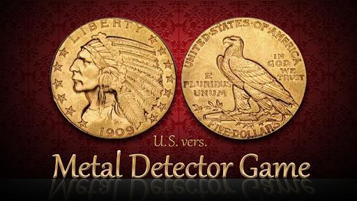 Metal Detector Game U.S.