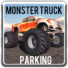 Monster Truck Parking icon