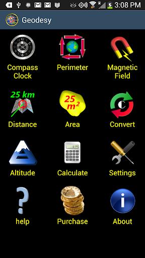 Geodesy Earth Tools