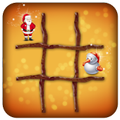 Christmas TicTacToe