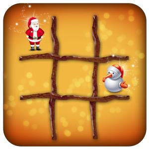 Christmas TicTacToe for PC and MAC