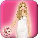 Bride Girl Dress Up Game icon
