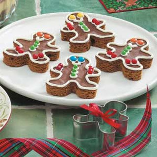 No Molasses Gingerbread Men Recipes.