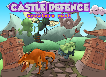 Castle Defense - Creature rush - screenshot thumbnail