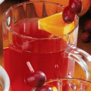 Cranberry Brunch Punch.