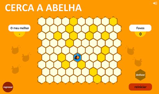 Cerca a Abelha - Trap The Bee