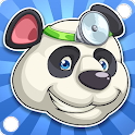 Doctor Panda Baby Pet Vet game