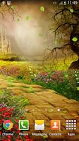 Screenshot of Fairy Tale Live Wallpaper