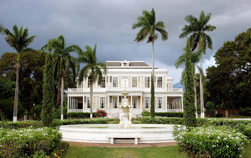 Jamaica-Devon-House-Heritage-Site - Devon House Heritage Site in Kingston, considered one of Jamaica's leading national monuments and a symbol of the island's cultural diversity.