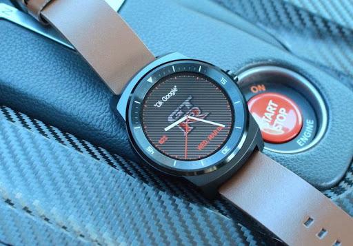Carbon Nissan GTR Watch Face