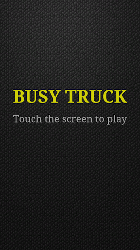 Busy Truck