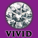 Vivid Diamonds logo