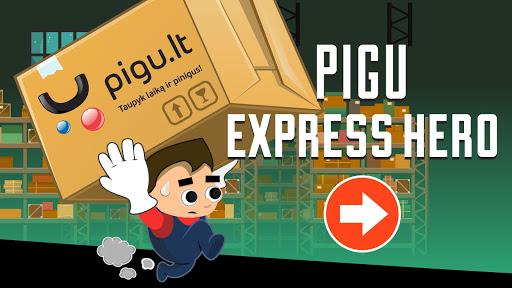 PIGU Express Hero