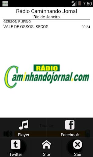 Radio Caminhando Jornal