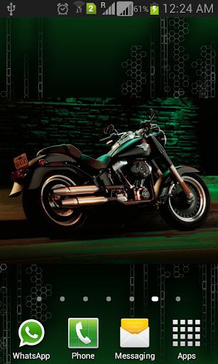 Motorcycle Harley HD Wallpaper