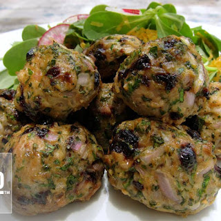 All Day Energy Cherry Mint Turkey Balls