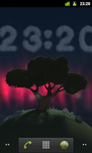 Tree of Life Live Wallpaper - screenshot thumbnail