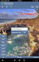 Screenshot of iWatermark Free