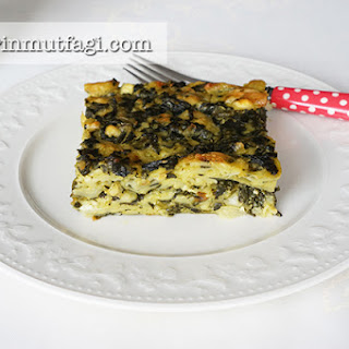 Easy Spinach Borek