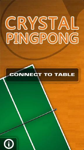 Crystal Ping Pong