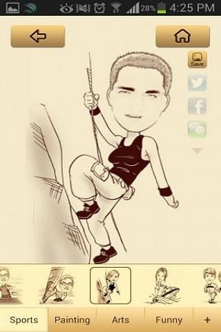 MomentCam Guia - screenshot