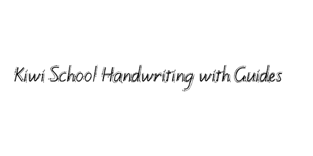 ★ Cursive Font - Rooted ★- screenshot thumbnail