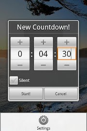 Countdown Timer Widget Screenshot 2
