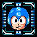HD Theme: Old School Megaman logo