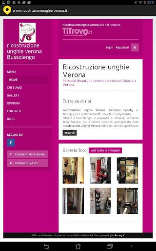 Ricostruzione Unghie Verona