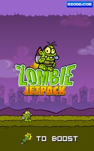 Zombie Jetpack