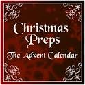 Christmas Preps - Calendar icon
