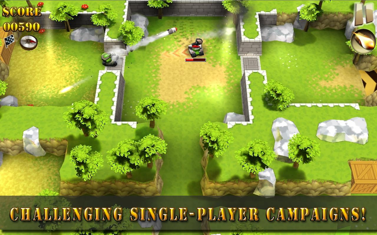 Tank Riders screenshot #8