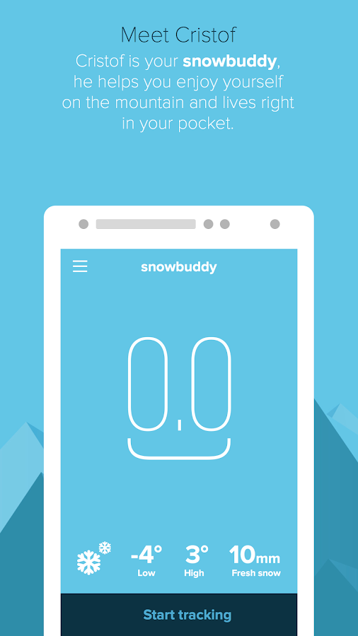 snowbuddy- screenshot