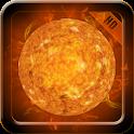 Solar Flare Live Wallpaper icon