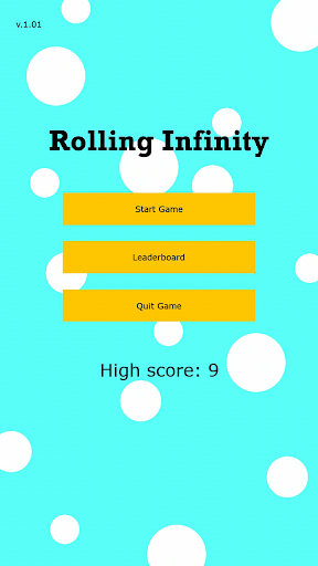 Rolling Infinity