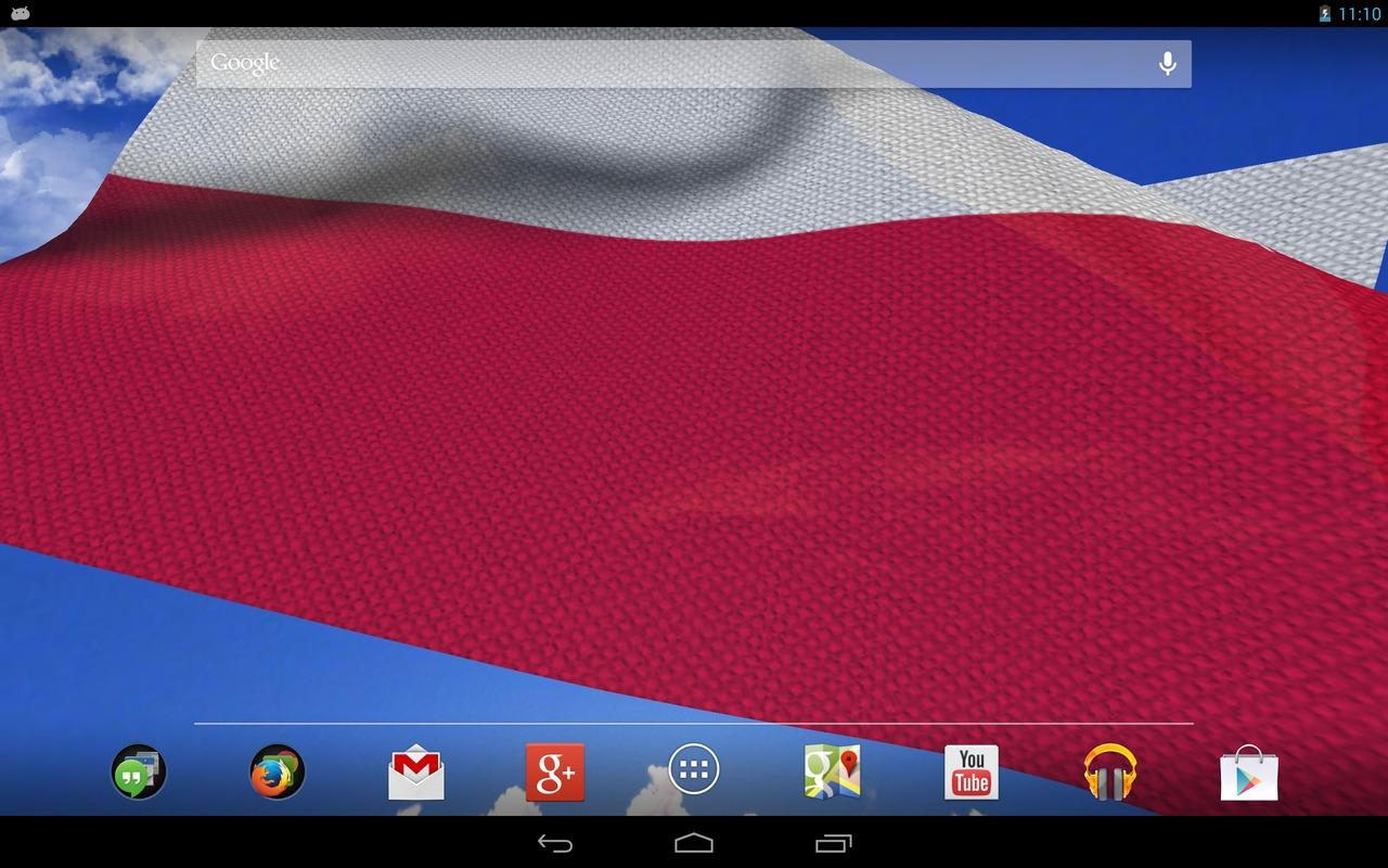 3d poland flag live wallpaper android apps on google play