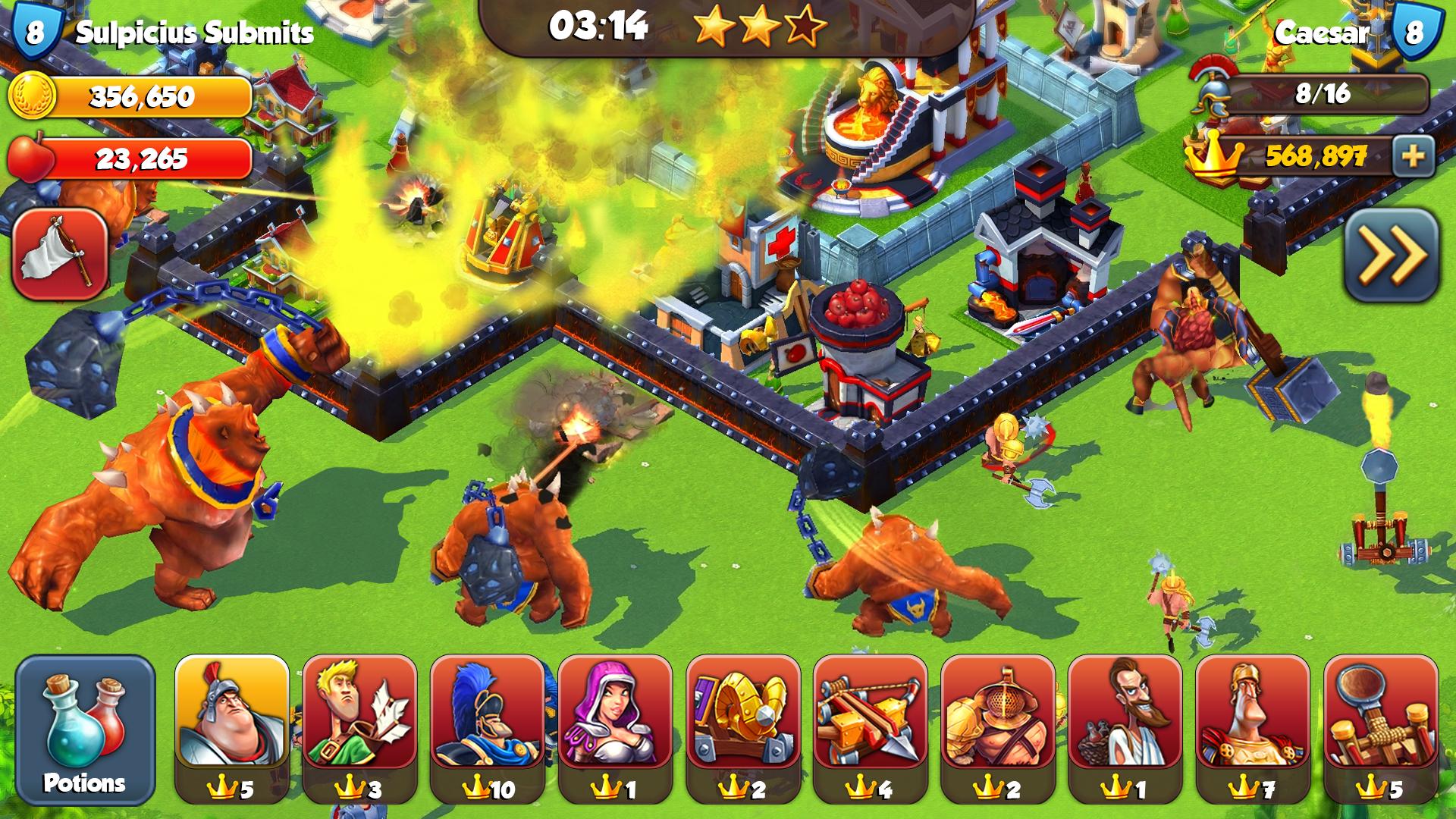 Total Conquest screenshot #18