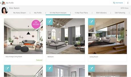 Homestyler Interior Design Screenshot 12