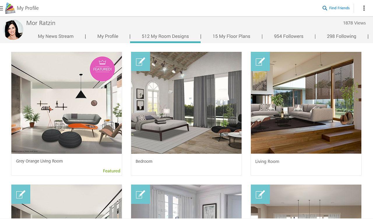 Homestyler Interior Design screenshot #12