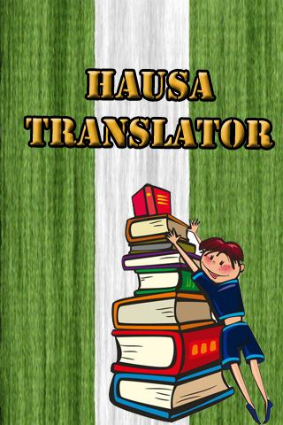 Hausa English Translator